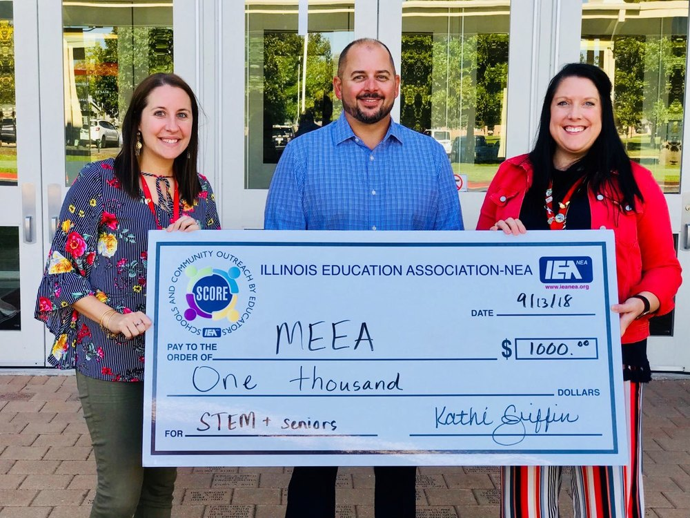 Instructional Coaches Awarded Grant