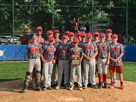 2019 Illinois Valley Baseball Conference Champions
